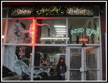 Tienda de tatuajes en bogotá