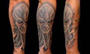miguel dark acid ink eternal ink alien tattoo copy