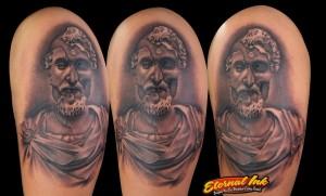 miguel darkmarco aurelio tattooacid inkblack n grey