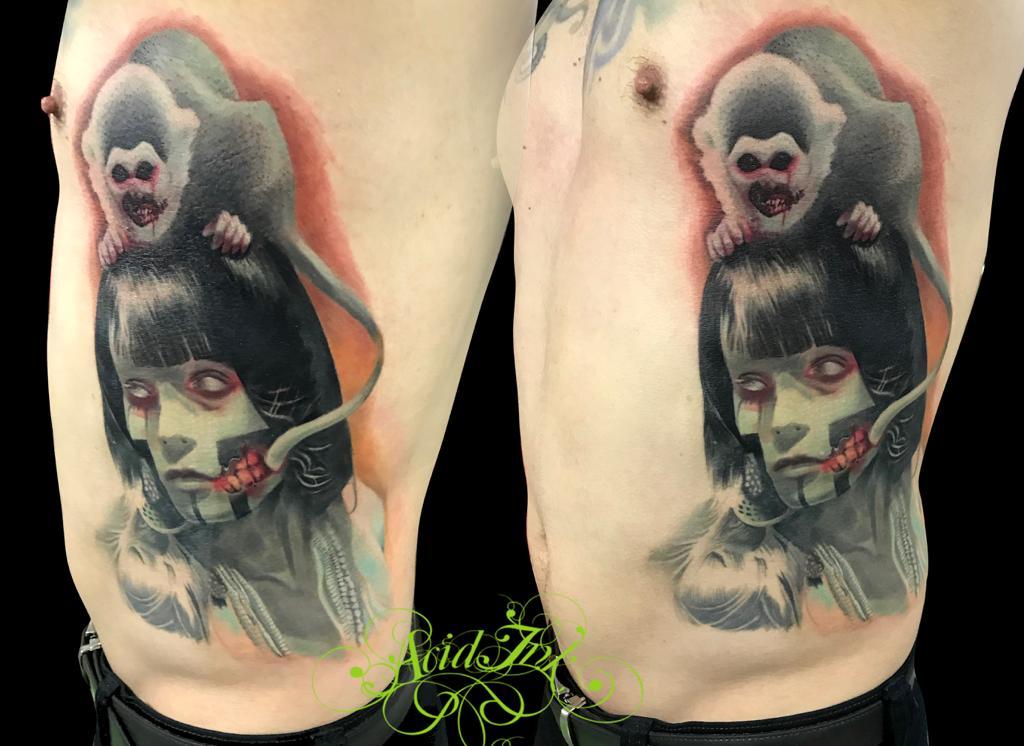 ¿Cómo cuidar un tatuaje nuevo?