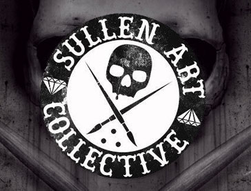 Sullen Colombia - Acid ink