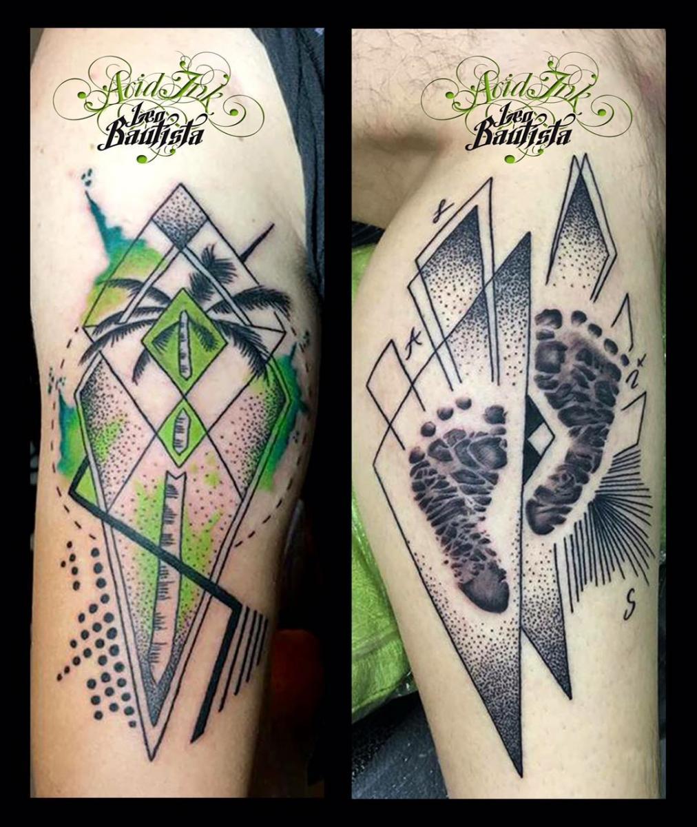 Leonardo Bautista Tatuaje Bogota Acid Ink Tattoo Arttatuaje Bogota