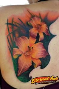 flowertattoo colormiguel darkacid ink