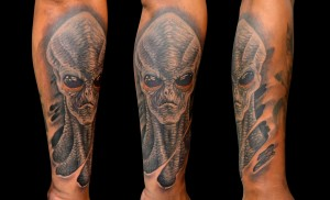 miguel dark acid ink eternal ink alien tattoo copy